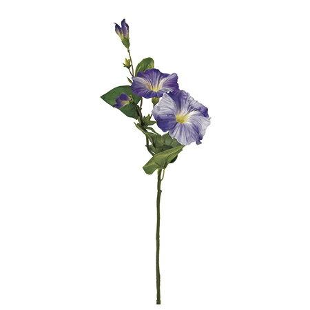 売り切り 【造花】MAGIQ(東京堂)/スイングペチュニア #17 PURPLE /FM003242-017【01】【取寄】《 造花(アーティフィシャルフラワー) 造花 花材「あ行」 アサガオ(朝顔) 》