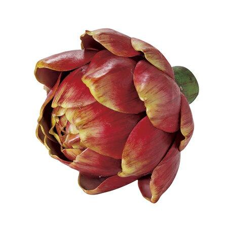 【造花】東京堂/アーティチョークM #7 BURGUNDY /FV003000-007【01】【取寄】《 造花(アーティフィシャルフラワー) 造花実物、フェイクフルーツ フルーツ、ベジタブル 》