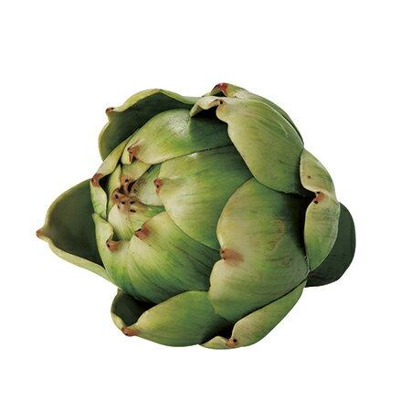 【造花】東京堂/アーティチョークS #24 GREEN /FV004000-024【01】【取寄】《 造花(アーティフィシャルフラワー) 造花実物、フェイクフルーツ フルーツ、ベジタブル 》