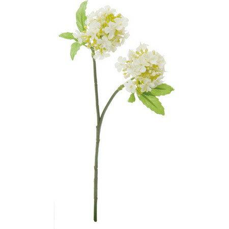 【造花】YDM/コデマリショート クリーム/FA6984-CR【01】【01】【取寄】《 造花(アーティフィシャルフラワー) 造花 花材「か行」 コデマリ 》