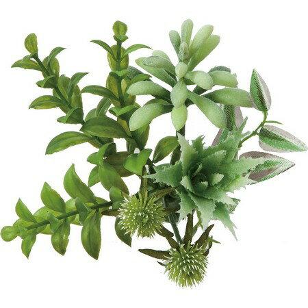 【造花】YDM/カクタスミックスマグプランツホーム グリーン/GLA1350-GR【01】【取寄】《 造花(アーティフィシャルフラワー) 造花葉物、フェイクグリーン その他の造花葉物・フェイクグリーン 》