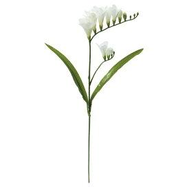 【造花】YDM/フリージア ホワイト/FS7825-W【01】【01】【取寄】《 造花(アーティフィシャルフラワー) 造花 花材「は行」 フリージア 》