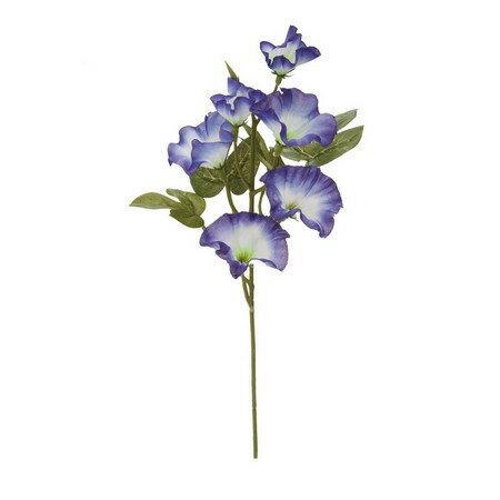 【造花】YDM/アサガオショート ブルー/FS8232-BLU【01】【01】【取寄】《 造花(アーティフィシャルフラワー) 造花 花材「あ行」 アサガオ(朝顔) 》