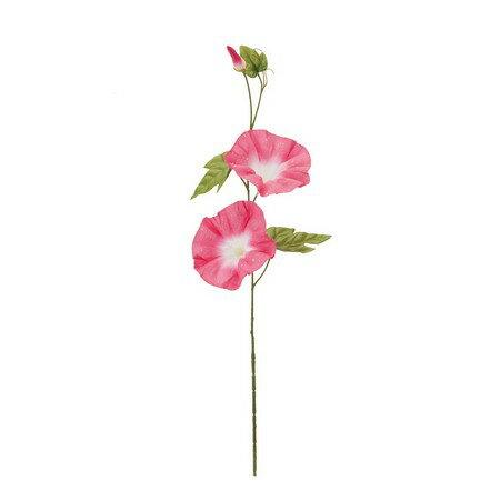 即日 【造花】YDM/アサガオレイン ビューティー/FS8233-BTY《 造花(アーティフィシャルフラワー) 造花 花材「あ行」 アサガオ(朝顔) 》
