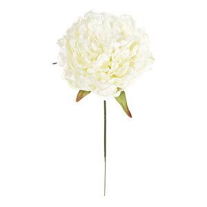 【造花】MAGIQ(東京堂)/ピオニーピック #37 CREAM 3本/FM009181-037 芍薬・牡丹【01】【取寄】造花(アーティフィシャルフラワー) 造花 花材「さ行」 シャクヤク(芍薬)・ボタン(牡丹)・ピ