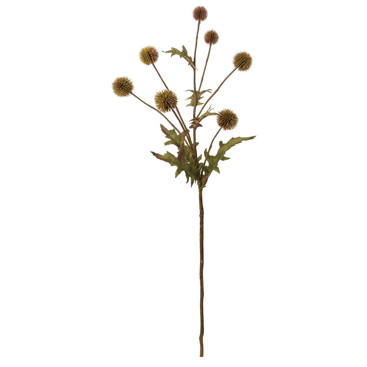 【造花】YDM/グローブティストゥルスプレー グレイ/FG -4718-GRY【01】【取寄】《 造花(アーティフィシャルフラワー) 造花実物、フェイクフルーツ 柿 》
