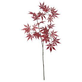 即日 【造花】YDM/紅葉モミジスプレー レッド/FS-9991-R