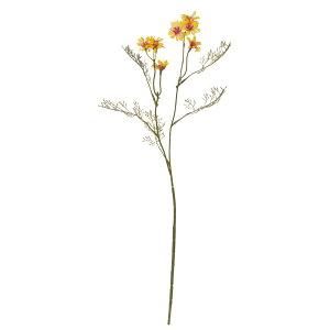 【造花】YDM/フレンチコスモス イエロー/FS-9985-Y【01】【取寄】 ※届日限定:7/29以降発送