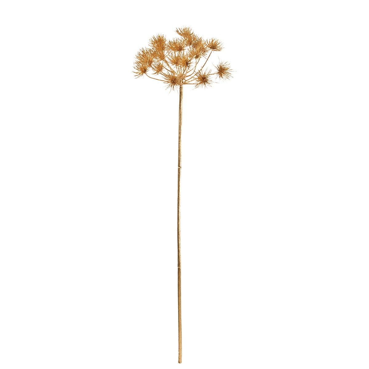 【造花】MAGIQ(東京堂)/ゴールドディルフラワー GOLD /FJ003909【01】【取寄】《 造花(アーティフィシャルフラワー) 造花葉物、フェイクグリーン その他の造花葉物・フェイクグリーン 》