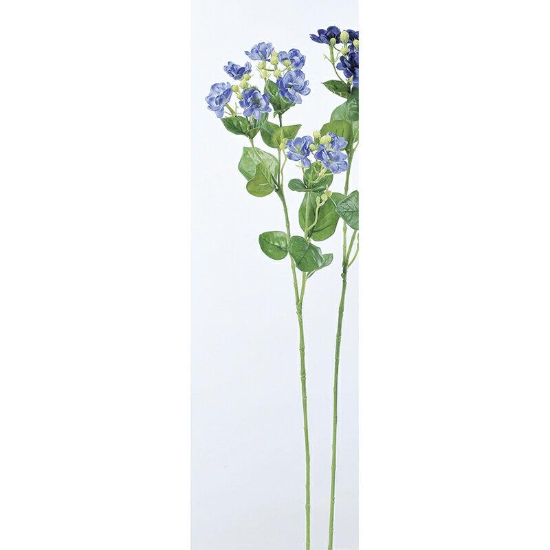 【造花】アスカ/ジャスミン×9 ツボミ×19 ブル-/A-32960-9【01】【取寄】《 造花(アーティフィシャルフラワー) 造花 花材「さ行」 ジャスミン 》