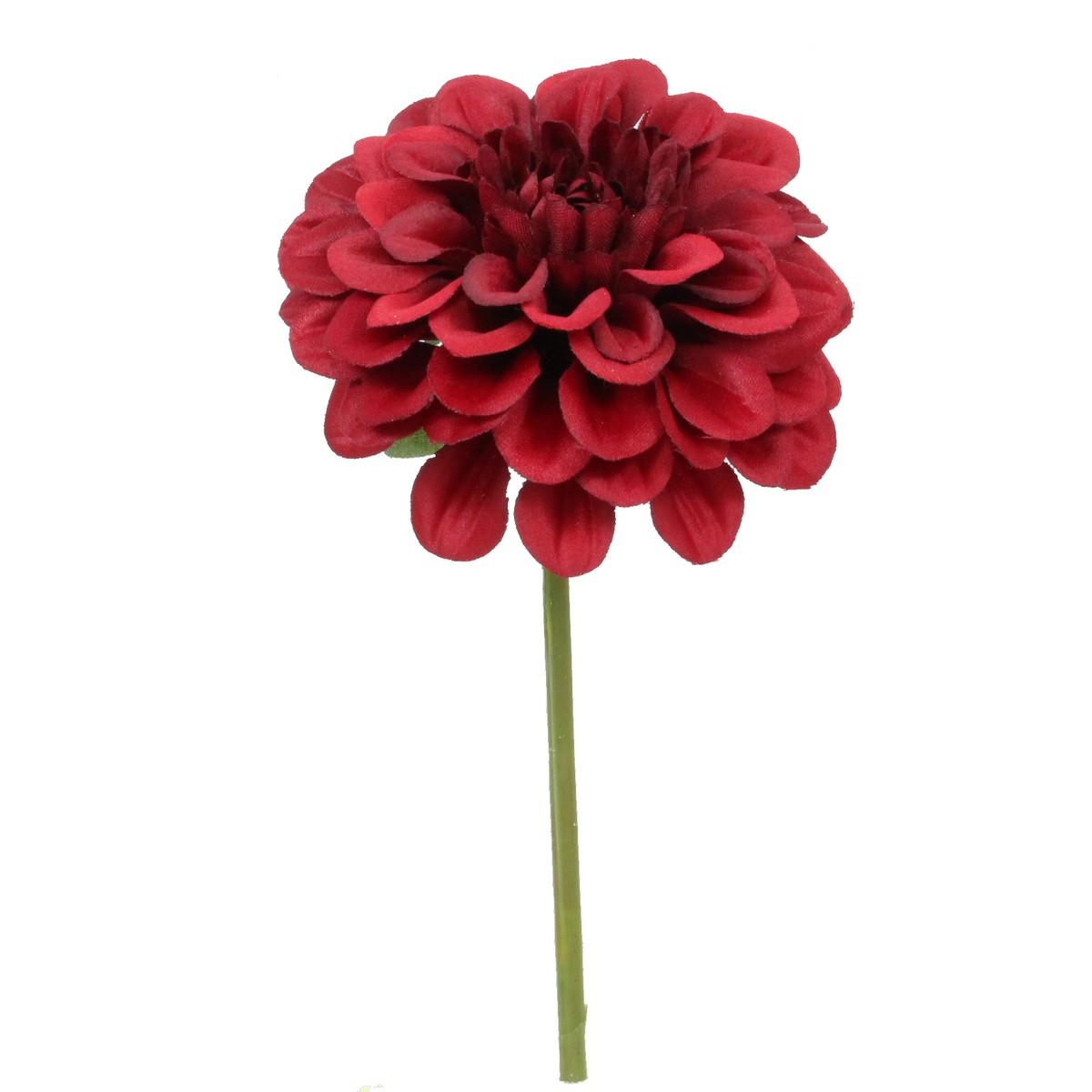 【造花】パレ/ジニアピック ライトレッド/P-8161-51【01】【取寄】《 造花(アーティフィシャルフラワー) 造花 花材「さ行」 ジニア 》