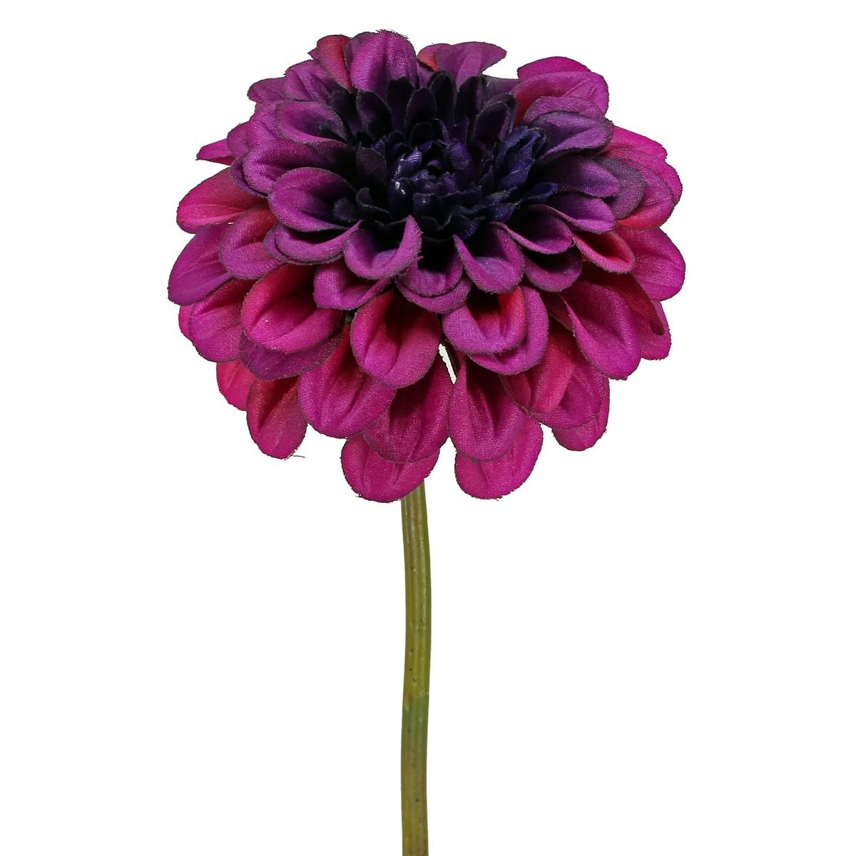 即日 【造花】パレ/ジニアピック パープル/P-8161-80《 造花(アーティフィシャルフラワー) 造花 花材「さ行」 ジニア 》