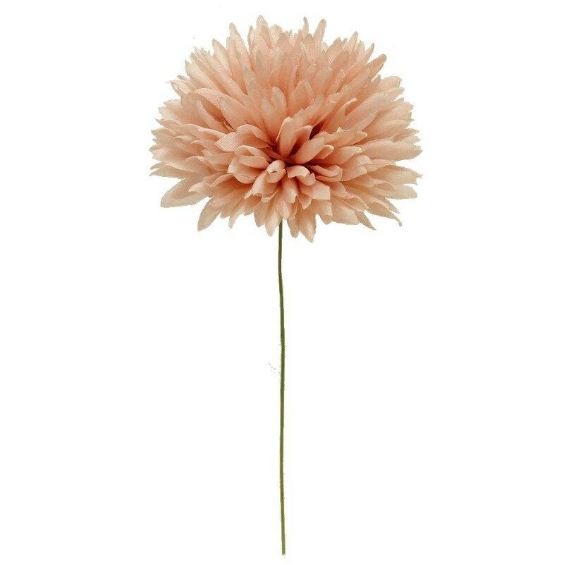 即日★【造花】パレ/ミニアリウムピック ベージュ 4本/P-8400-90【00】《 造花(アーティフィシャルフラワー) 造花 花材「あ行」 アリウム 》