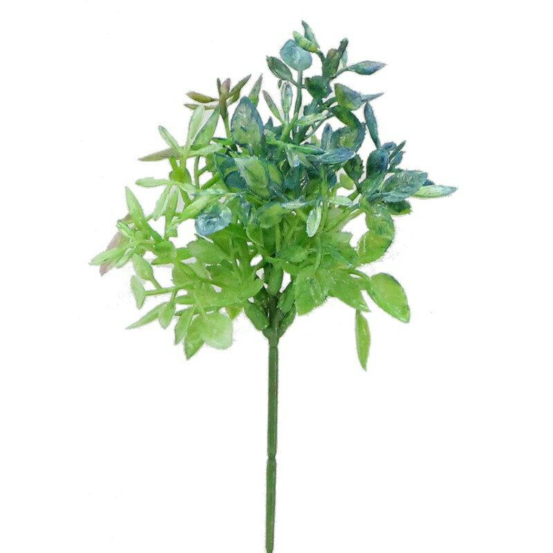 【造花】パレ/ローズリーフピック ブルーパープル/P-8071-67《 造花(アーティフィシャルフラワー) 造花 花材「は行」 バラ 》