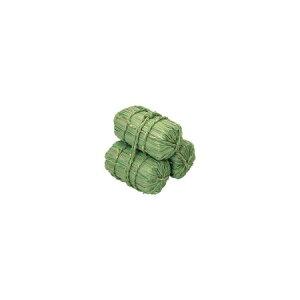 パレ/三つ俵 /P-1445-M【01】【取寄】花器、リース しめ縄・お正月リース 稲わら 手作り 材料