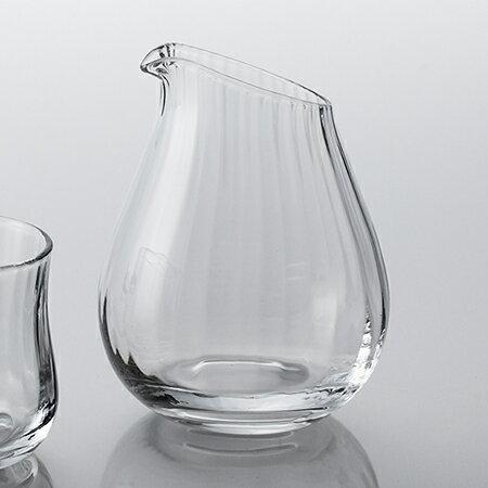 ボブクラフト/酒器しゅき 一合片口/104【01】【取寄】《 雑貨 キッチン用品・調理器具 ガラスグラス・タンブラー 》