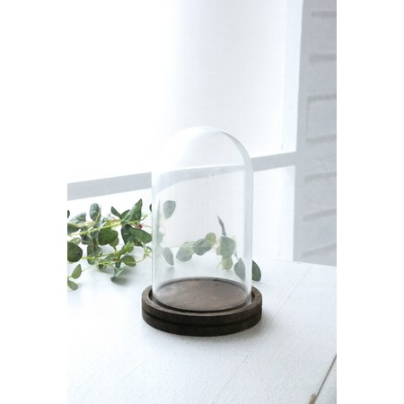 COVENT/ミニドーム /HX-28【01】【取寄】[6個]《 花器、リース 花器・花瓶 ガラス花器 》