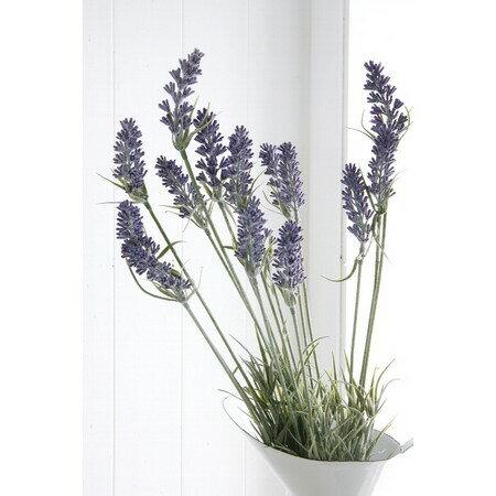【造花】COVENT/ロングラベンダー /TG-01【01】【取寄】[8本]《 造花(アーティフィシャルフラワー) 造花 花材「ら行」 ラベンダー 》