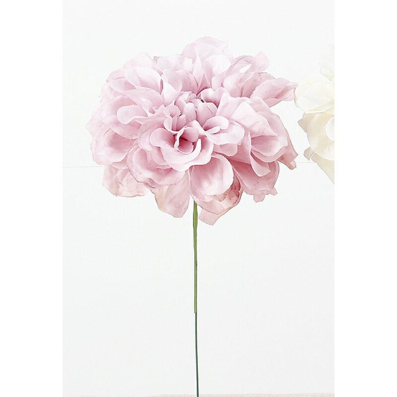即日★【造花】アスカ/ダリアピック ピンク/A-33066-003《 造花(アーティフィシャルフラワー) 造花 花材「た行」 ダリア 》