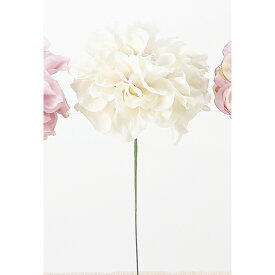【造花】アスカ/ダリアピック クリームピンク/A-33066-003C【01】【01】【取寄】《 造花(アーティフィシャルフラワー) 造花 花材「た行」 ダリア 》