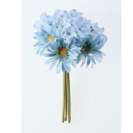 【造花】アスカ/ミックスフラワーブーケ ブルー/A-33035-009|造花 バラ【01】【01】【取寄】《 造花(アーティフィシャルフラワー) 造花 花材「は行」 バラ 》