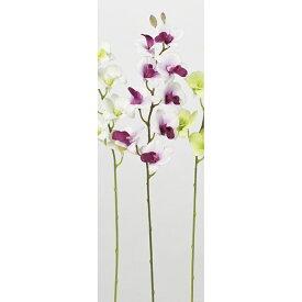 【造花】アスカ/ミニデンドロビューム×9 つぼみ×2 ホワイトオーキッド/A-32999-045W【01】【01】【取寄】《 造花(アーティフィシャルフラワー) 造花 花材「た行」 デンドロビューム 》