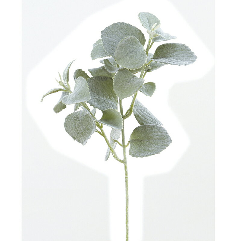 【造花】アスカ/ミント フロストグリーン/A-42588-051F【01】【取寄】《 造花(アーティフィシャルフラワー) 造花葉物、フェイクグリーン ミント 》