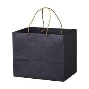 HOSHINO/キャリーバッグ ZB-L No.4(ネイビー)/314281【01】【取寄】[25枚] ラッピング用品 ・梱包資材 ラッピング袋・梱包袋 手提げ袋