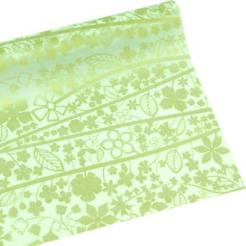 HOSHINO/グローヴ2 No.01(ゴールド)/336911【01】【取寄】《 ラッピング用品 ・梱包資材 ラッピングペーパー(包装紙) 包装紙(ロール) 》