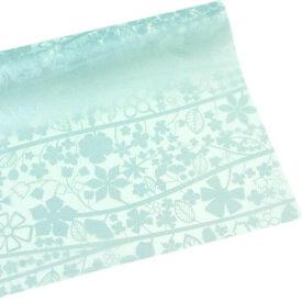 HOSHINO/グローヴ2 No.02(シルバー)/336912【01】【取寄】《 ラッピング用品 ・梱包資材 ラッピングペーパー(包装紙) 包装紙(ロール) 》