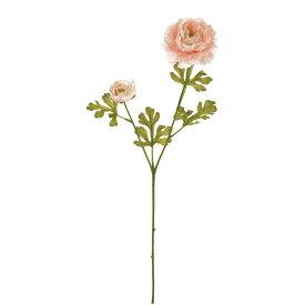 【造花】MAGIQ(東京堂)/プリンスラナンキュラス #2 PINK/FM004114-002【01】【取寄】《 造花(アーティフィシャルフラワー) 造花 花材「ら行」 ラナンキュラス 》