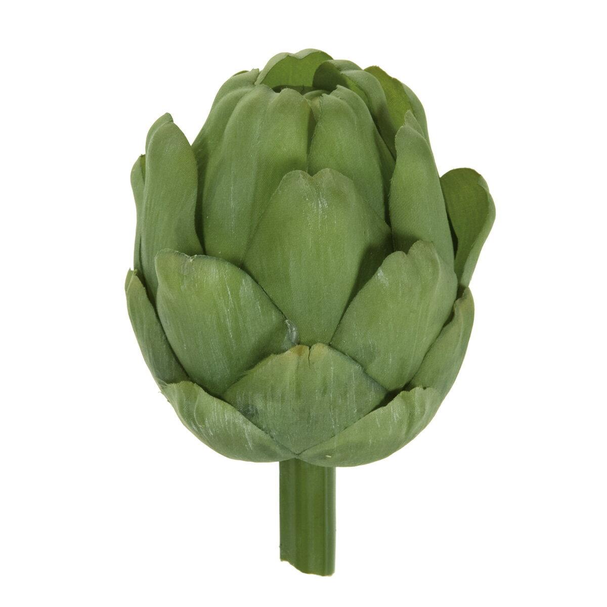 【造花】東京堂/モダンヌアーティチョーク #23 GREEN/FV000613-023【01】【取寄】《 造花(アーティフィシャルフラワー) 造花実物、フェイクフルーツ フルーツ、ベジタブル 》