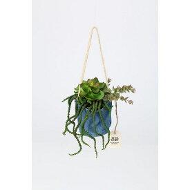売り切り 【造花】デニムポット B/ZA002950【01】【取寄】《 造花(アーティフィシャルフラワー) 造花ギフト フラワーアレンジ 》