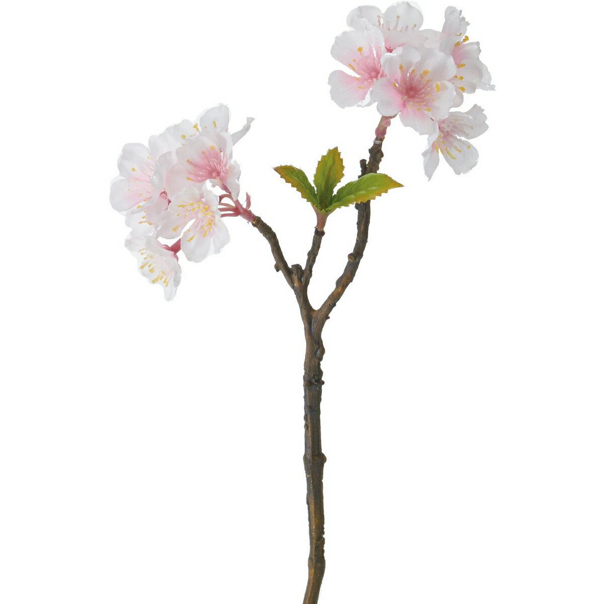 即日★【造花】YDM/ミニサクラピック ピンク/FS7843-P【00】《 造花(アーティフィシャルフラワー) 造花 花材「さ行」 さくら(桜) 》