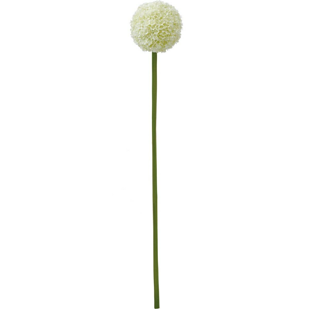 特価◎【造花】YDM/アリウム ホワイト/FA7079-W【01】【取寄】《 造花(アーティフィシャルフラワー) 造花 花材「あ行」 アリウム 》