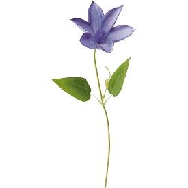 【造花】YDM/クレマチスピック ライトパープル/FS7848-LPU【01】【01】【取寄】《 造花(アーティフィシャルフラワー) 造花 花材「か行」 クレマチス 》