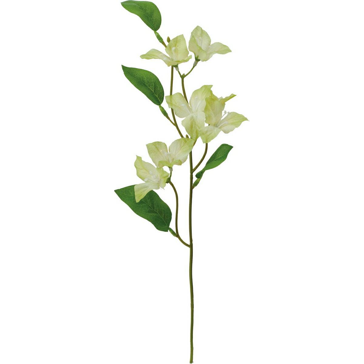 【造花】YDM/ブーゲンビリア グリーン/FS8265-GR【01】【取寄】《 造花(アーティフィシャルフラワー) 造花 花材「は行」 ブーゲンビリア 》