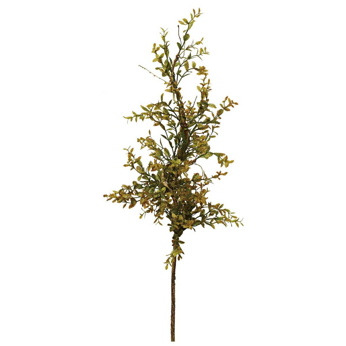 【造花】YDM/ベリーリーフブランチ グリーン/FG4759-GR【01】【取寄】《 造花(アーティフィシャルフラワー) 造花 花材「あ行」 アリウム 》