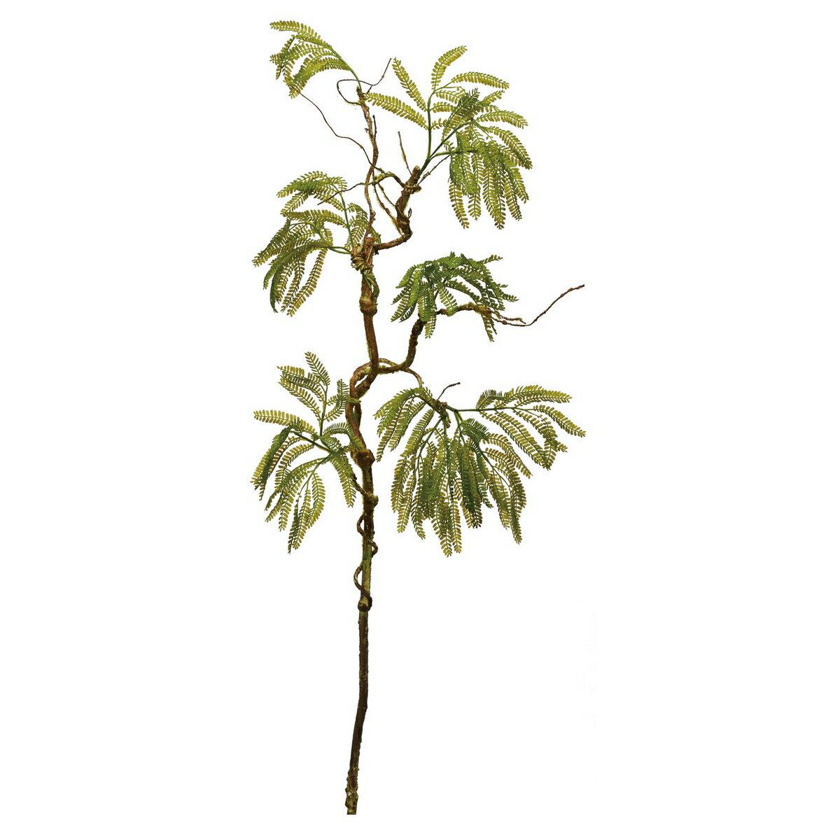 【造花】YDM/フレキシブルシダスプレー グリーン/FG4762-GR【01】【取寄】《 造花(アーティフィシャルフラワー) 造花 花材「あ行」 アリウム 》