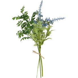 【造花】YDM/ラベンダーミックスバンチ ブルー/FG4777-BLU【01】【01】【取寄】《 造花(アーティフィシャルフラワー) 造花 花材「ら行」 ラベンダー 》