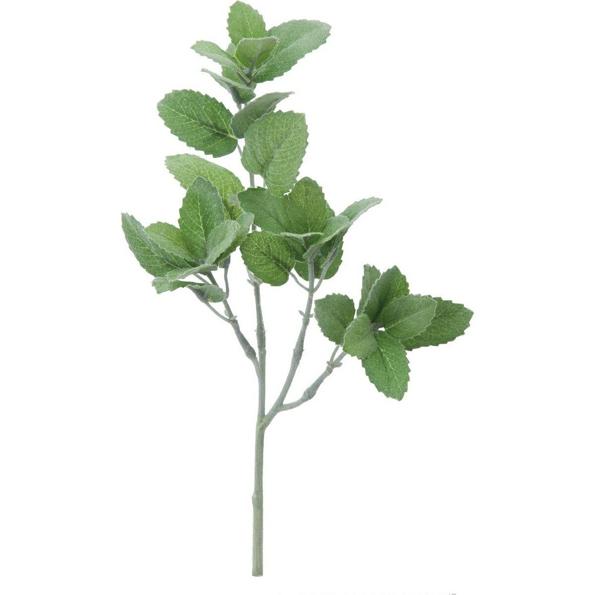 即日 【造花】YDM/ミント グリーン/FGH-0006-GR《 造花(アーティフィシャルフラワー) 造花葉物、フェイクグリーン ミント 》