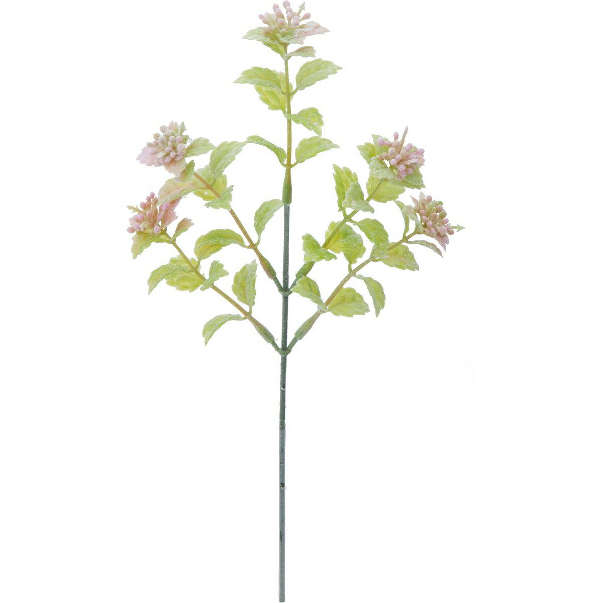 【造花】YDM/オレガノ ピンクグリーン/FGH-0007-P/G【01】【取寄】[24本]《 造花(アーティフィシャルフラワー) 造花葉物、フェイクグリーン その他の造花葉物・フェイクグリーン 》