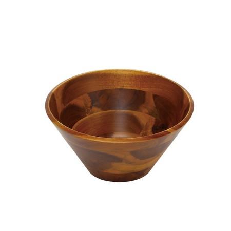 丸和貿易/アカシア ラウンドボール (M)/100372002【01】【取寄】《 雑貨 キッチン用品・調理器具 和食器 》