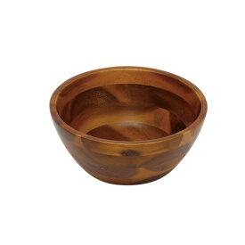 丸和貿易/アカシア サラダボール2型 (M)/100374902【01】【取寄】雑貨 キッチン用品・調理器具 和食器 手作り 材料