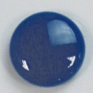 NBK/カラーボタン 15mm 8個 青/CG3400-15-52【01】【取寄】手芸用品 ソーイング資材 ボタン 手作り 材料