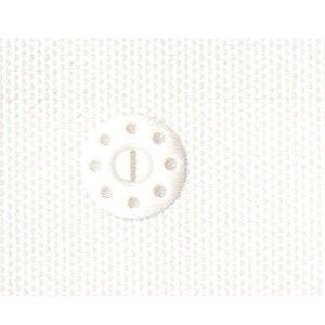 NBK/テーピースナッパー 1m巻 白/F12-701【01】【取寄】手芸用品 ソーイング資材 ボタン 手作り 材料