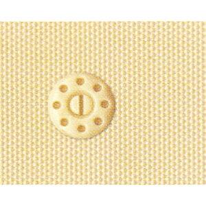 NBK/テーピースナッパー 1m巻 ベージュ/F12-703【01】【取寄】手芸用品 ソーイング資材 ボタン 手作り 材料