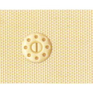 NBK/テーピースナッパー10m巻 ベージュ/F12-703-10【01】【取寄】手芸用品 ソーイング資材 ボタン 手作り 材料