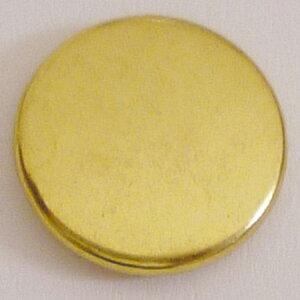 NBK/スナップボタン 10mm G ゴールド 6組/F12-25【01】【取寄】手芸用品 ソーイング資材 ボタン 手作り 材料