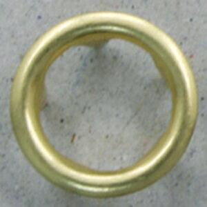 NBK/リングスナップボタン 10mm G ゴールド 6組/F12-51【01】【取寄】手芸用品 ソーイング資材 ボタン 手作り 材料